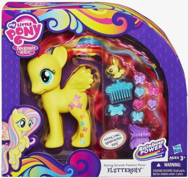 My Little Pony Styling Strands Fashion