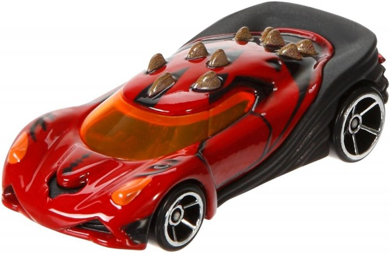 Hot Wheels reimagined Character Cars