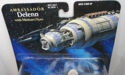 '.Babylon 5 Ambassador Delenn.'