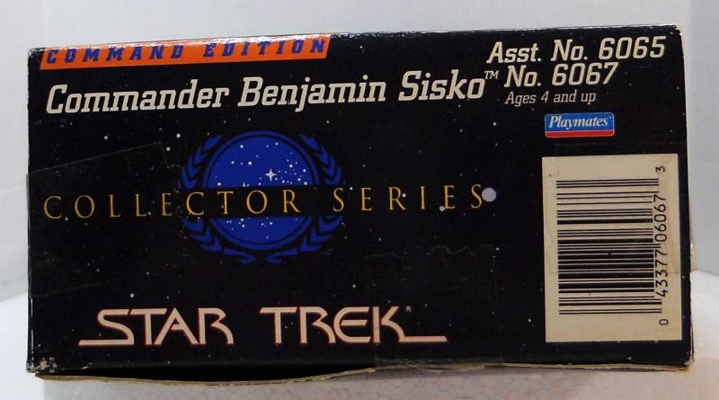 Star Trek Collector Series Command Edition 1994