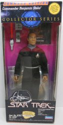 Star Trek Commander Benjamin Sisko Command Edition 9 in figure 1994