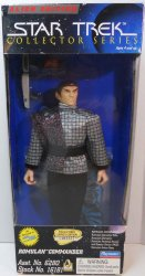 Star Trek Alien Edition Collector Series Romulan Commander 9 in figure 1997