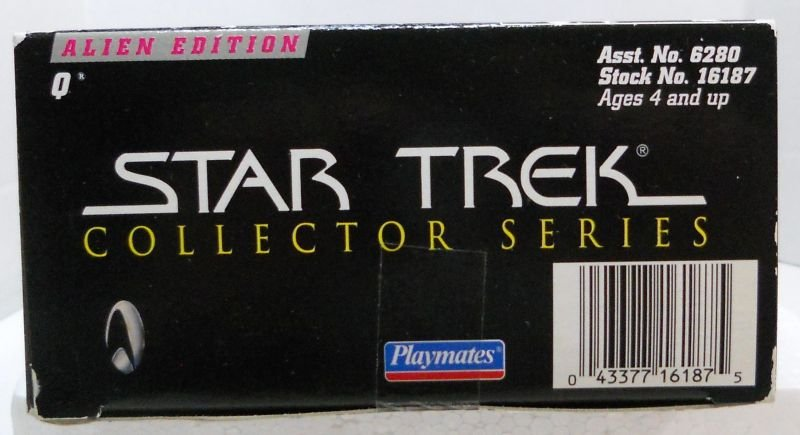Star Trek Collector Series Alien Edition