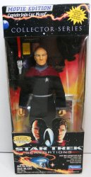 Star Trek Captain Jean-Luc Picard Movie Edition Collector Series 9 in figure