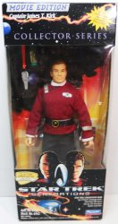 Star Trek Captain James T. Kirk Movie Edition Collector Series 9 in figure