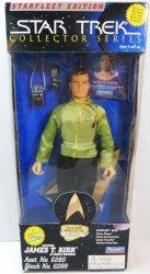 Star Trek Captain James T. Kirk Starfleet Edition Collector Series 9 in figure
