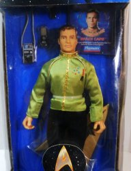 '.Captain James T. Kirk.'