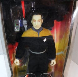 '.Lieutenant Commander Data 1994.'