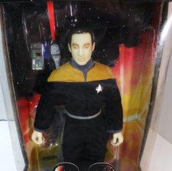 '.Lieutenant Commander Data 1994.'
