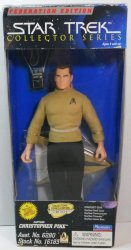 Star Trek Captain Christopher Pike Federation Edition Collector Series figure