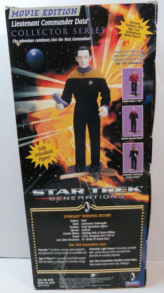 Star Trek Collector Series Movie Edition