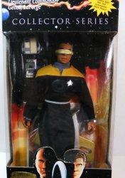 '.Lt Commander Geordi LaForg.'
