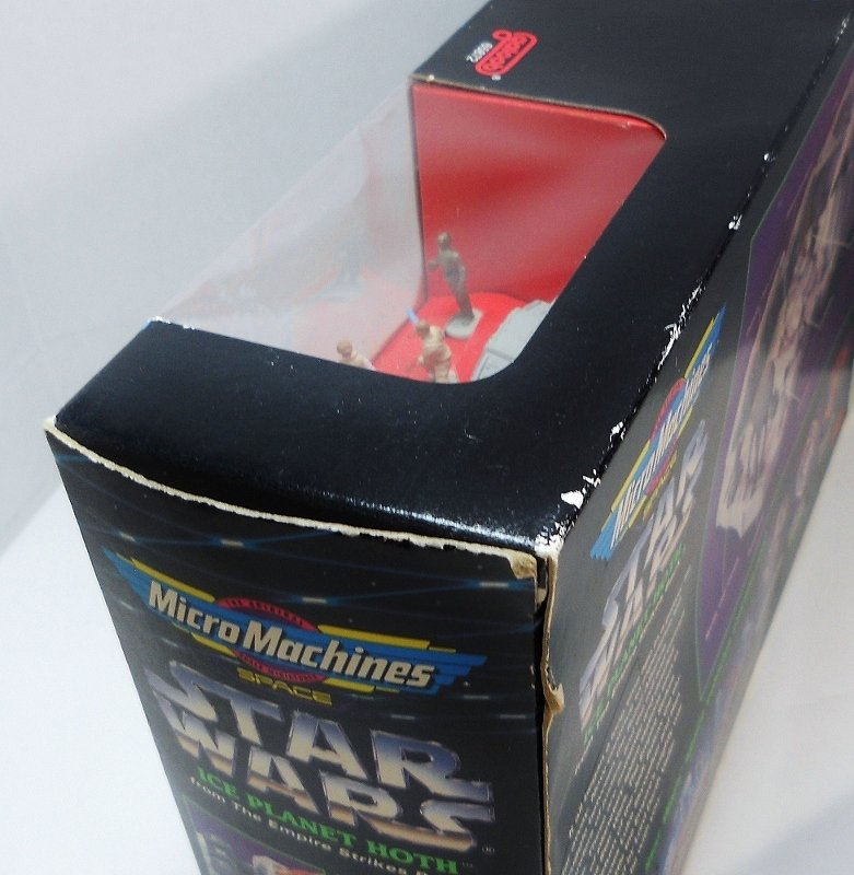 Star Wars MicroMachines The Empire Strikes Back play set