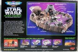'.Planet Dagobah Play set 1994.'