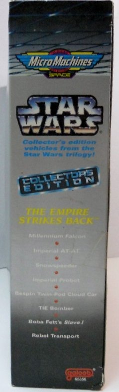 Star Wars The Empire Strikes Back Micro Machines Vehicle Collectors Edition