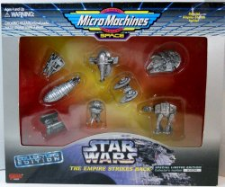 Star Wars The Empire Strikes Back Micro Machines Vehicle Limited Edition