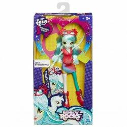My Little Pony Rainbow Rocks Lyra Heartstrings Equestria Girls doll