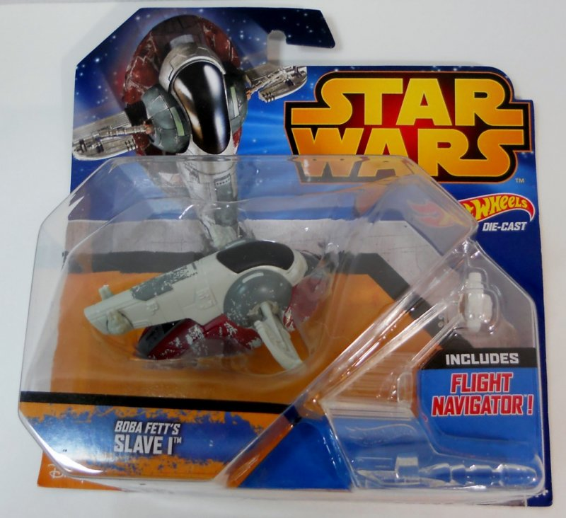 Star Wars Boba Fett Vehicle