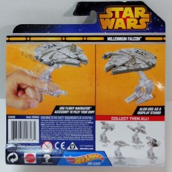 '.Hot Wheels Millennium Falcon.'