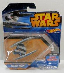 Hot Wheels Star Wars Starship Vulture Droid Vehicle