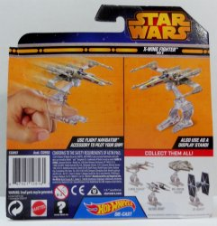 '.X-Wing Starfighter Red-5.'
