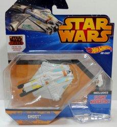 Hot Wheels Star Wars Rebels Ghost Die-cast vehicle