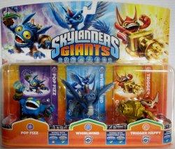 '.Skylanders Triple Pack.'