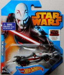 Star Wars Rebels Hot Wheels Character Cars The Inquisitor 2014