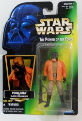 Star Wars Power of the Force Ponda Baba action figure 1996