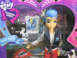 '.MLP Flash Sentry exclusive.'