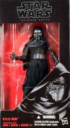Star Wars The Force Awakens Black Series Kylo Ren 6 in Figure