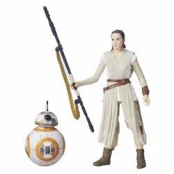 '.Rey (Jakku) & BB-8 Wave 1.'