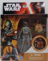 Star Wars The Empire Strikes Back Desert Mission Armor Boba Fett figure