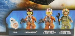 '.Poe's X-Wing Fighter 75102.'