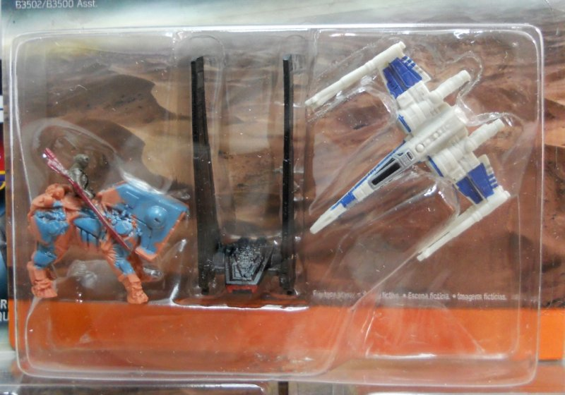 Star Wars The Force Awakens 3-Pack Micro Machines