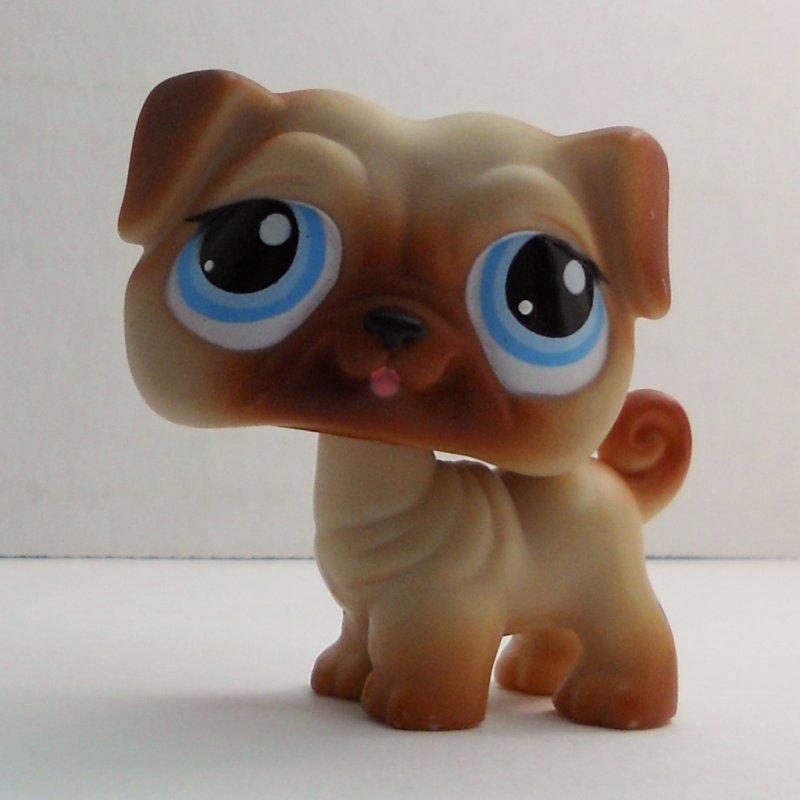 lps brown dog littlest - photo #6