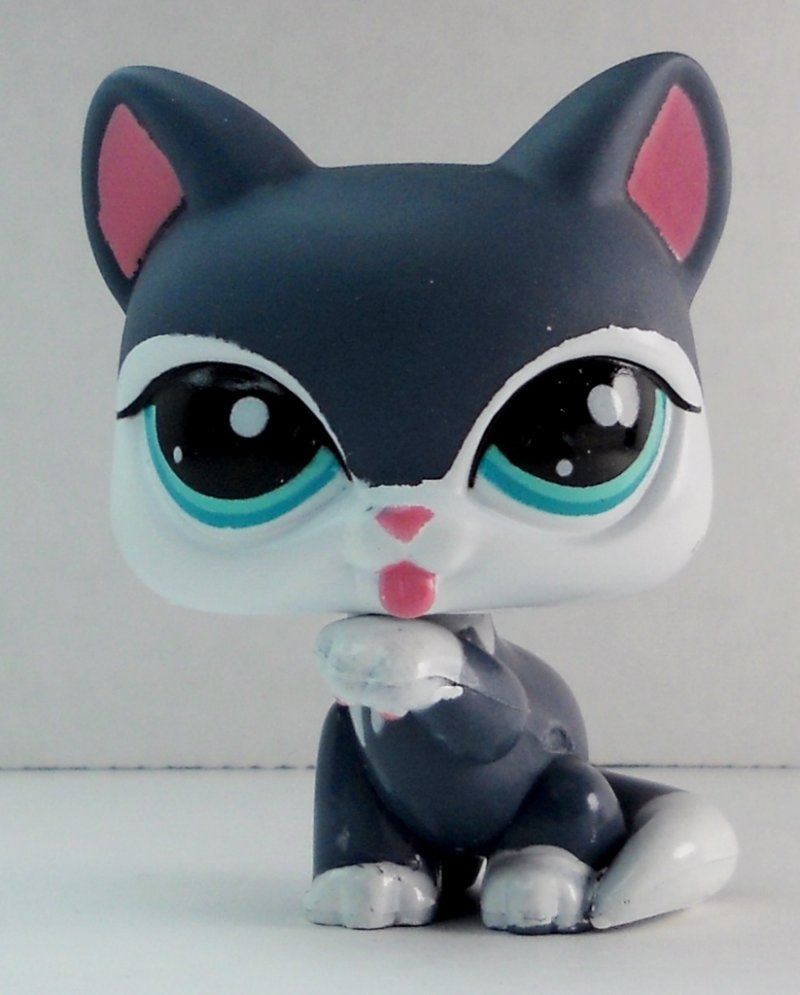 Littlest pet shop кошки