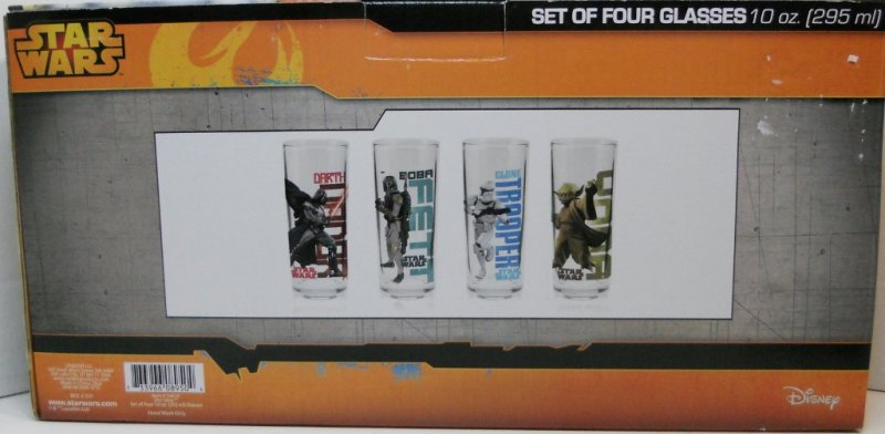 Star Wars 10 oz tumblers