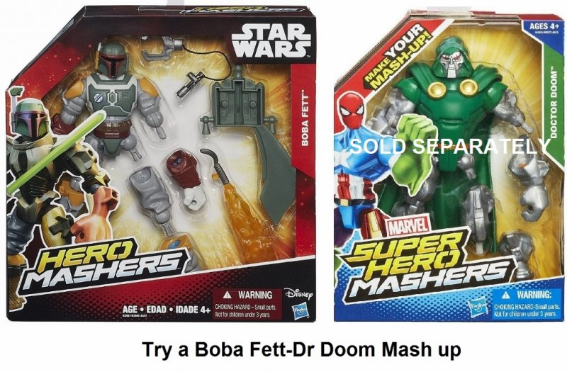 Try a Doom Fett or Boba Doom!