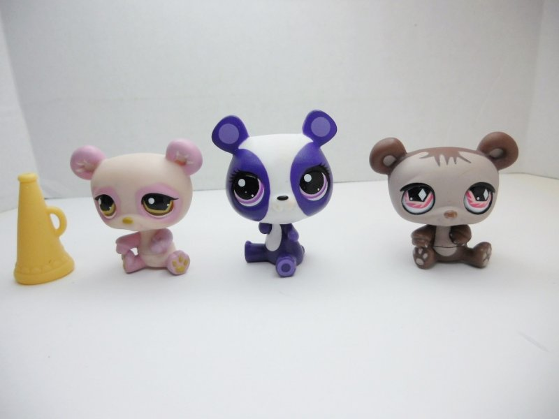 Littlest Pet Shop loose figures