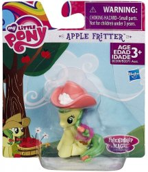 My Little Pony Apple Fritter Friendship is Magic Collection 2 inch pony