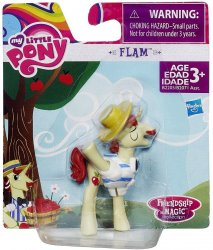 My Little Pony Flam Friendship is Magic Collection 2 inch unicorn pony