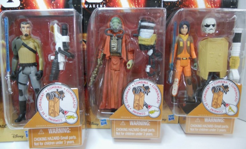 Star Wars The Force Awakens Action Figures