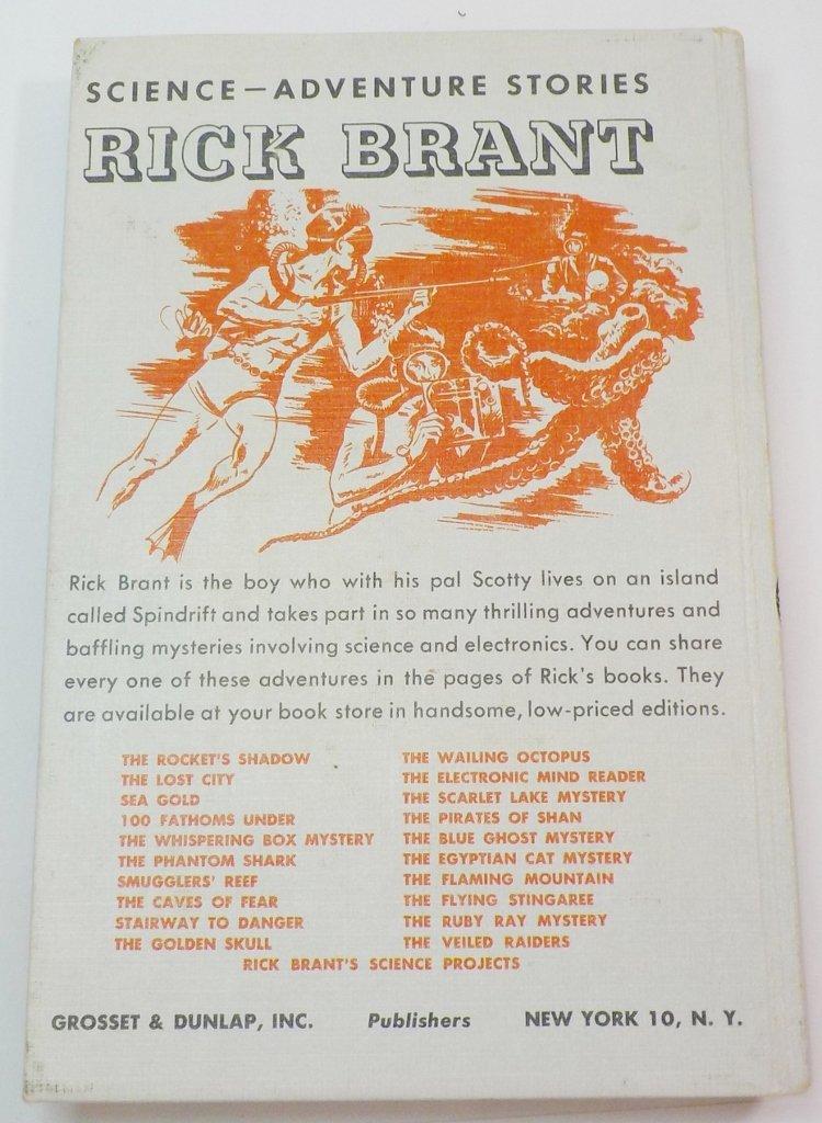 Rick Brant Science Adventures #20