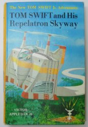 Tom Swift, Jr and His Repelatron Skyway Book 22 PC 1963
