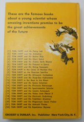 '.New Tom Swift Jr Adventures 22.'