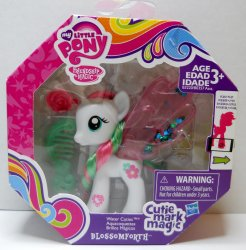 My Little Pony Water Cuties Blossomforth Cutie Mark Magic