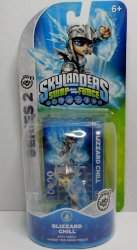 Skylanders Swap Force Blizzard Chill Stay Cool 2013