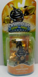 Skylanders Swap Force Countdown Character 2013