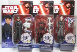 Star Wars Space Mission General Hux, Guavian, The Inquisitor Wave 2